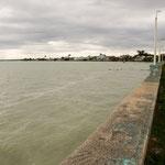 Die Küste von Corozal