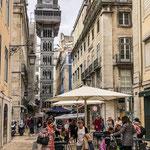 Lissabon bietet viel - man braucht viel Zeit...
