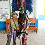 Rita und ihr Maya Krieger