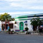 Der Dorfplatz von San Ignacio