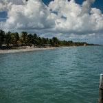 ....karibische Küste.