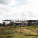 eine ehemalige Zuckerfabrik - den Chinesen müsste man einen Tip geben dass es hier Stahl gibt