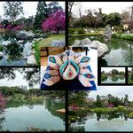 ...der japanische Garten ist auch sehenswert.