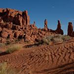 nicht die Sahara sondern Utah