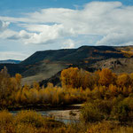 Der Ostausgang des Nationalparks