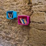 ....tolle und schmucke Idee: Büchertausch