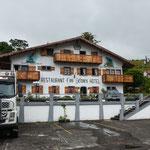 Sind wir jetzt im Berner Oberland gelandet?.....