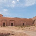 ...über 850 Jahre alte Moschee - heute Museum...