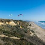 """...das Surfer und Gleitschirmflieger Paradies """"Conil de la Frontera..."""
