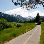 Für USA ein einmaliger Radweg