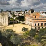 Jerez de la Frontera - hier entstand der berühmte Sherry...
