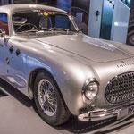 Battista Farina (Peninfarina) formte wunderschöne Autos