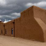 Die San Geronimo Kirche von 1850