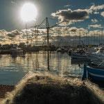 Über das Licht in Sardinien sind wir immer wieder fasziniert