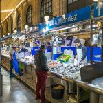 ...Jerez hat eine tolle, riesige Markthalle ...
