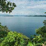 Der große Lago Gatún....