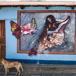 ".....im Künstlerdorf ""San Juan""....."