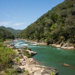 """....der wilde und schöne """"Rio Cahabón""""...."""