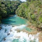 Ein Seitenfluss des Rio Euseba
