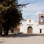Das ehemalige Franziskanerkloster.....