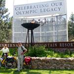 """Das """"Olympische Feuer von Squaw Valley"""" brennt seid 1960"""