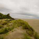 Ein großer Teil des Nationalparks Chile...