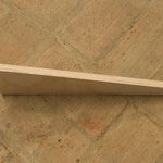 Eine von vielen Sperrholzplatten....