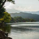 ....und auch der größte Teil des Ufers ist privat....