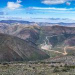Die wunderschöne Beira Alta mit seinem höchsten Gebirge Portugals...