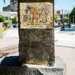 ...die Gründungsstelle der Stadt La Rioja im 16ten Jahrhundert...