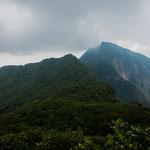Der Vulkan Mombacho ist ziemlich zerklüfftet....