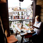Taxco bietet viele Restaurants