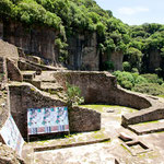 Eine der besterhaltenen Aztekten Tempel