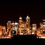 Seattle von unserem Stellplatz aus