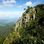 Der Cerro del Bufa ist 2.600 m hoch....