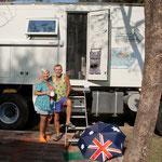 Joan & Lutz aus Kanada bzw. Deutschland