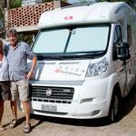 Lilo und Martin aus der Schweiz