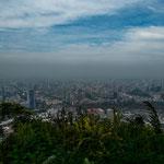 ...aber dadurch sehr anfällig für Smog...