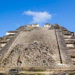 .....diese Pyramide ist fast eine Ausnahme - breit....