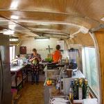 """...die Küche mit den """"chefas""""..."""