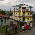 Interessante Häuser in San Ignacio.....