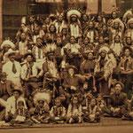 Buffalo Bills Artisten Gruppe