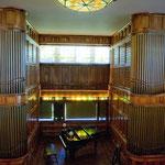Eine Orgel aus Deutschland von 1900 auf Rosario
