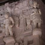 Ob die Mayas auch schon an Engel geglaubt hatten - oder konnten sie fliegen??