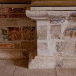 Hier noch die ursprüngliche Bemalung der Kirche aus dem 16ten Jahrhundert