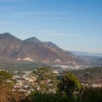 ....das kleine Hochtal von Antigua....