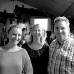Dreimal Leven, Susanne, Gaby und Fred
