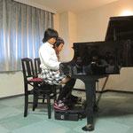 ひたちなか市のピアノ教室:さくらピアノ音楽教室クリスマス会写真