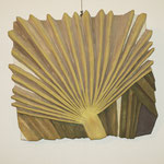 Jeanne Henry 椰子の葉