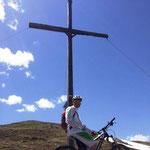 Berg Heil zum zweiten am Glunser Köpfel